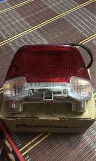Lampu belakang yamaha RXZ catalyzer