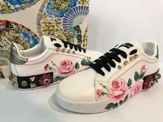 Dolce and Gabbana Sneakers Shoes