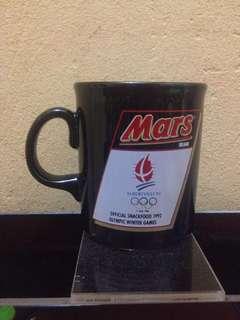 Vintage Mars olympic Albertville/Barcelona '92 coffee mug