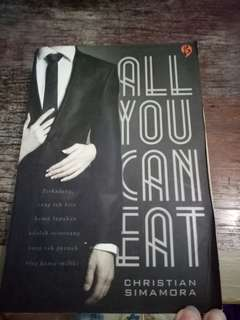 All you can eat novel