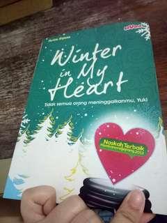 Winter in heart