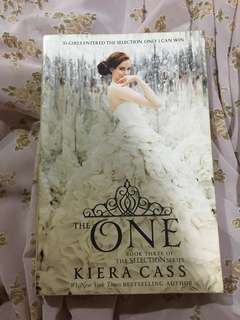 The one by kiera cass (selection series)