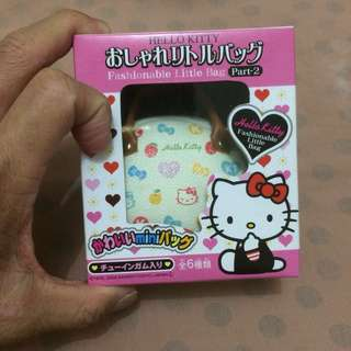 Small hello kitty bag