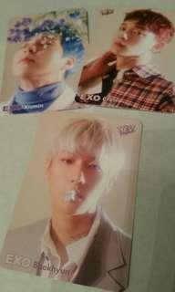 Yescard ~ 14.EXO(7張)