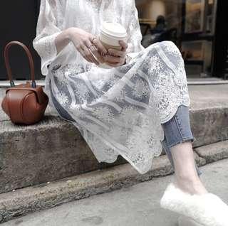 Lace Dress / Outerwear