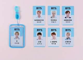[PO] BTS Card Holder