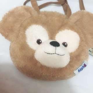 Duffy袋,香港迪士尼買,有單小號全新200蚊,大號9.9成新398蚊