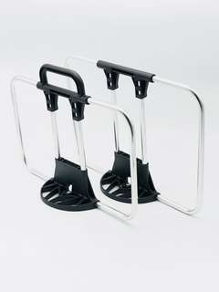 Front carrier frame for Brompton