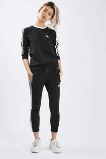 Adidas Cigarette Pants (with tag)
