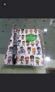 The Paper Stone Mini Notebook with Pen Set