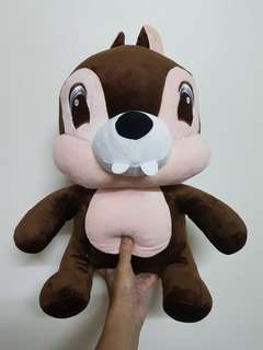 Chipmunk Soft Toy