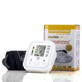 Arm Style Blood Pressure Monitor