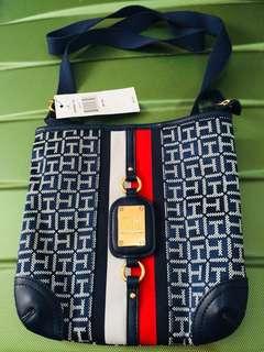 Original Tommy Hilfiger Sling Bag 100% Authentic