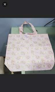 Sanrio My Melody Tote/Carrier/Recycle Bag