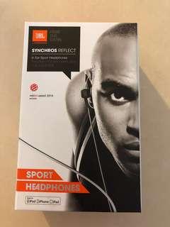 🚚 [原廠正品]JBL Synchros Reflect 入耳式運動耳機