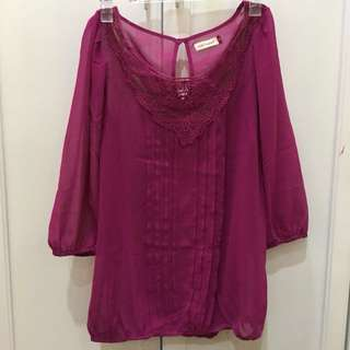 Hush Puppies Blouse #20under
