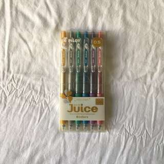 Pilot Juice Metallic Pen 0.5