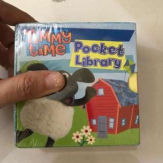 My timmy library / buku bayi / buku anak