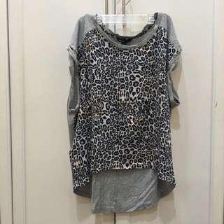 MNG Casual Hi-Lo Top #20under