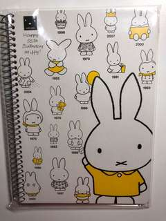 Miffy - Notebook