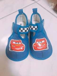 🚚 閃電麥坤 幼童鞋 包頭學步鞋/噗噗鞋