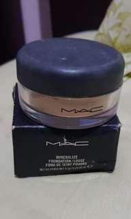 MAC Mineraize Foundation Loose Powder