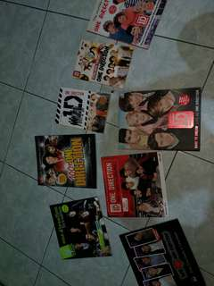 One Direction Books bundle