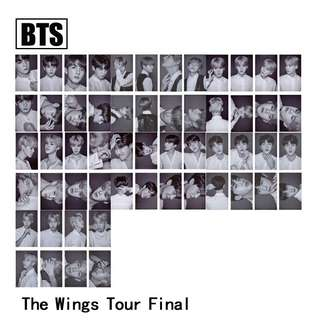 [PO] BTS Wings Tour Final Card