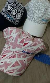 绝對正貨Reebook cap帽