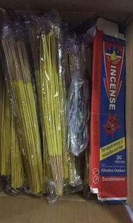 Yuheng Incense 3 for Php200