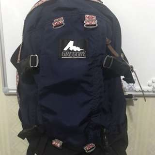 Gregory背囊 all day navy