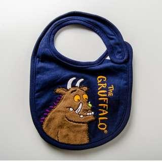 The Gruffalo Baby Bib