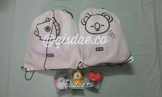 Ready stock BT21×Line items