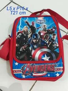 Tas anak tk avengers