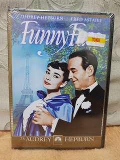 Audrey Hepburn Funny Face Movie