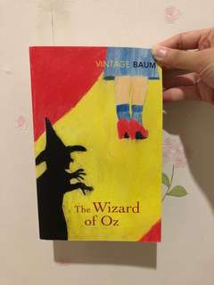 The Wizard of Oz (in English)
