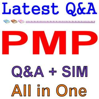 Project Management Professional v5 PMP Exam Q&A PDF+SIM