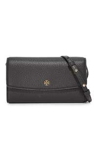 Tory Burch Little Black Crossbody Bag