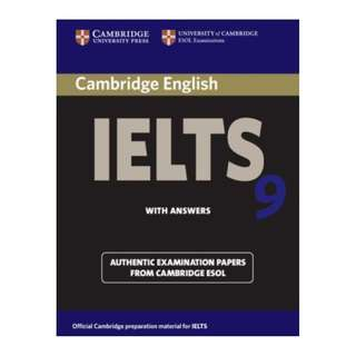 IELTS 9 text Book