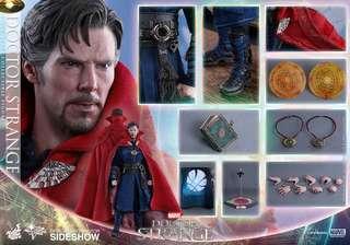 Dr strange hottoys hot toys marvel iron man ironman