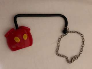 Mickey Mouse Bag Holder