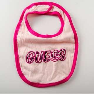 Guess Baby Girl Bib