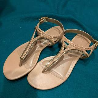 Sandals charles and keith size 36