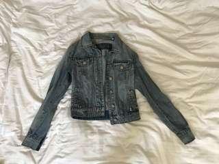 Aritzia denim jacket