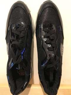 Black Oxbridge Town Shoes