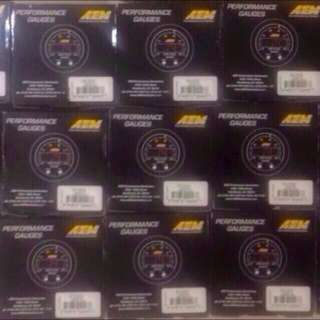AEM 30-0300 X-Series Wideband UEGO AFR Sensor Controller Gauge (AEM Authorize Dealer)