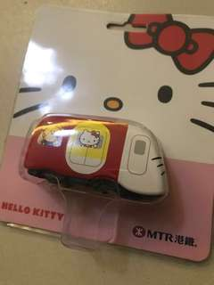絕版 hello kitty車仔