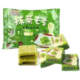 🚚 (預購)日本 松尾抹茶麻糬巧克力