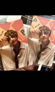 BTS V Love Yourself Ver V Photocard