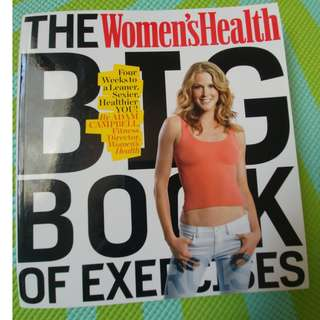 Big Book of Women's Exercises